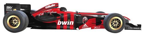 AC Milan car