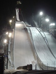Ski-jump in Kuopio by camera-caritatis
