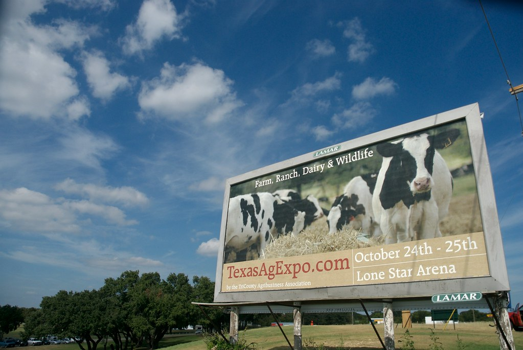 TexasAgExpo.com billboard