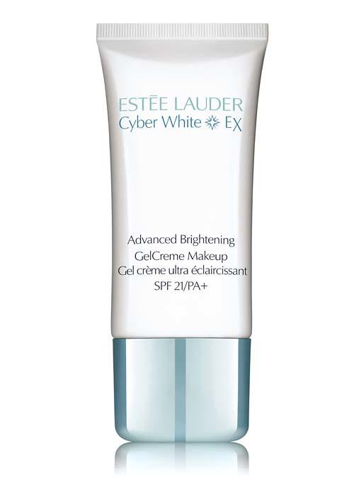 ESTEE LAUDER Cyber White EX Makeup