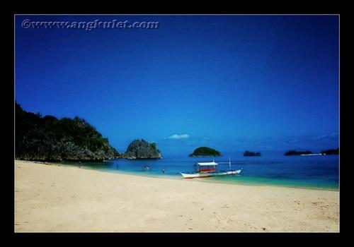 Matukad Island, Caramoan, Camarines Sur