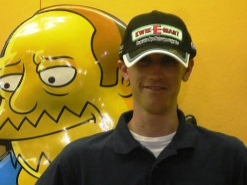 Kwik-E-Mart Security Hat