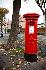 Week 45 - An Old English Post Box