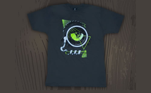Monocle t-shirt by I-Manifest