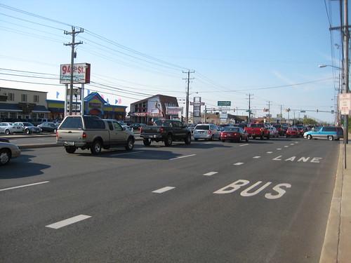 Ocean City, Highway