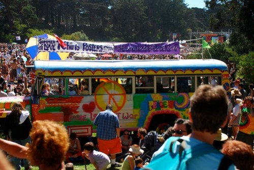 SF Summer of Love - 40th Anniversary - 1