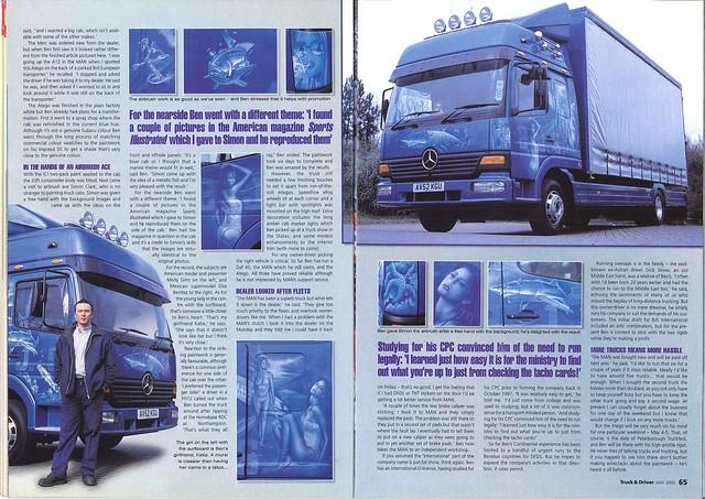 BJS Truck & Driver