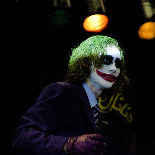 The Joker (Cosplay FACTS 2010) - Photo : Gilderic