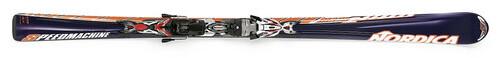 Nordica, Speedmachine, Mach 2, Skis, 2008