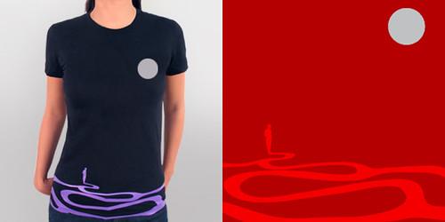 The Way  T-Shirt by Munchiebrain