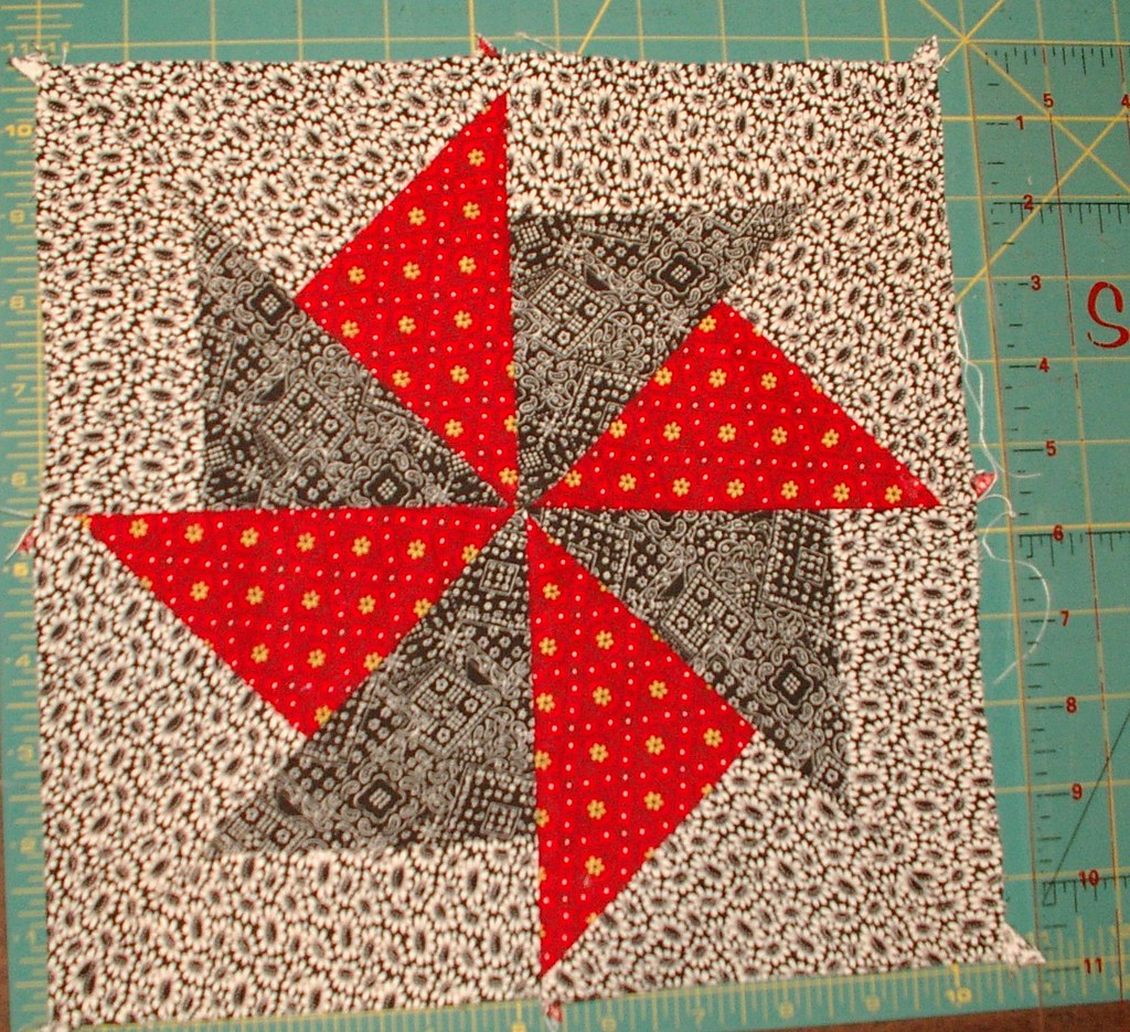 Aug  block of the month / tutorial follow link