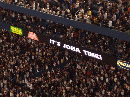 It's Joba Time! (dethtrip99/flickr)