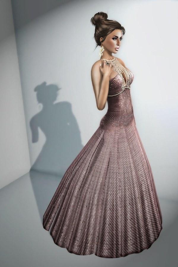 Zaara Acira Gown for Auction