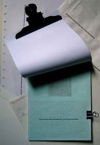 about, blocknotes, a cura di Federico Novaro, grafica di Stefano Olivari, packaging di Cristina Balbiano d'Aramengo, p. 1 (part.), 1