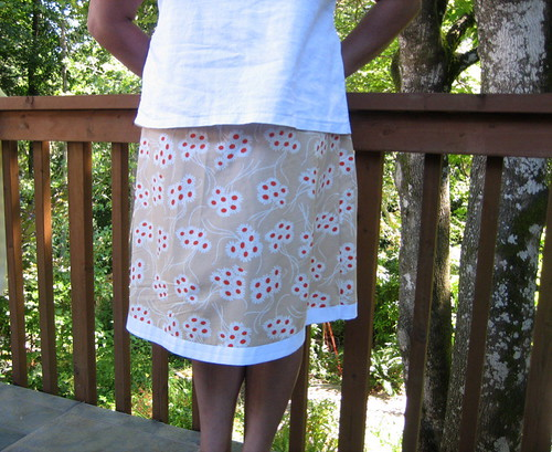 4th of July Skirt