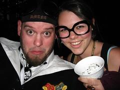 Me & Prof. Trelawney