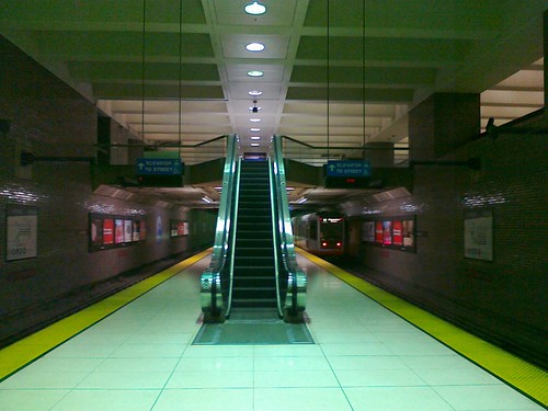 Muni Escalator