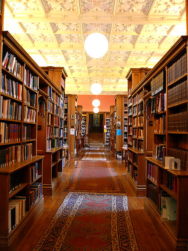 King's College Library, Cambridge