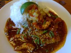 Spicy Fish Pot Rice