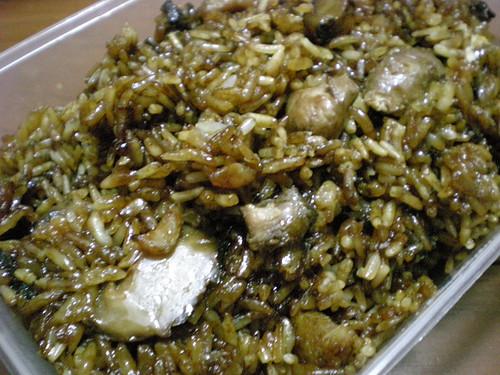 smallkucing's glutinous rice