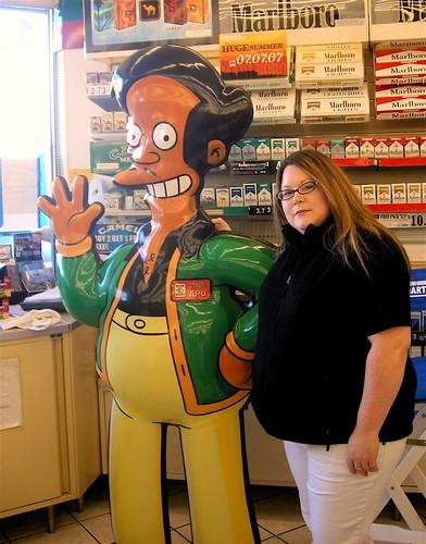 Andrea & Apu