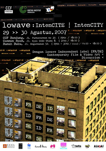 Lowave Poster