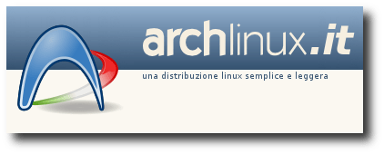 ArchLinux.it Banner