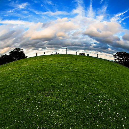 On Top of the World (Primrose Hill)