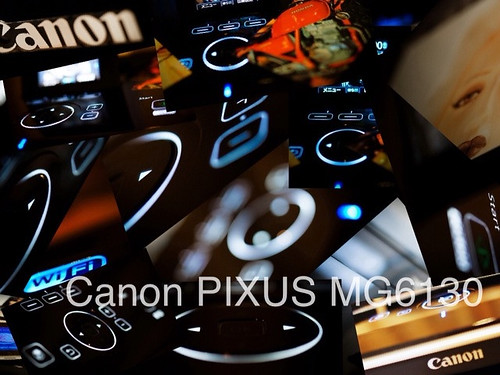 Canon PIXUS MG6130 image