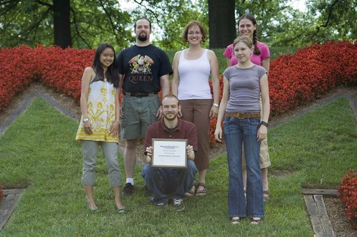 CLIS-ALA Officers, Spring 2007