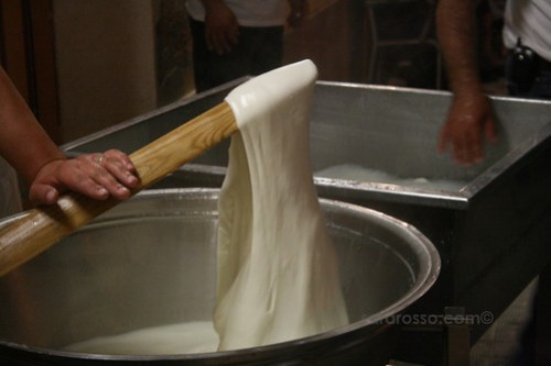 Stretching the Mozzarella