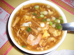 Seafood Hot & Sour Soup