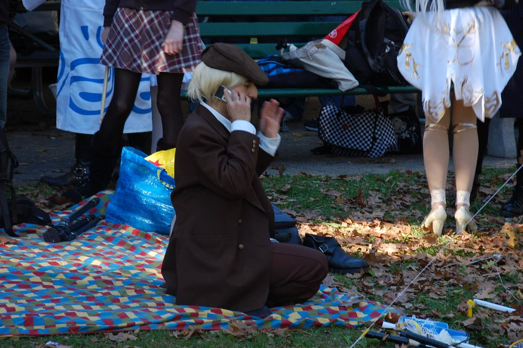 cosplay picnic high park 34