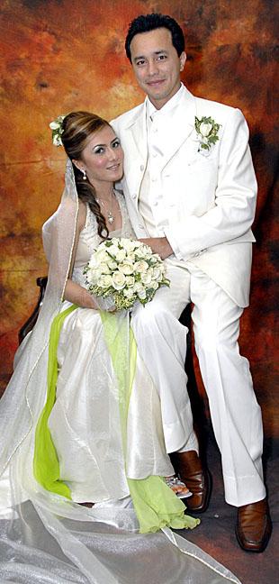 Perkahwinan  Persandingan Eizlan Yusof  Vie Shantie