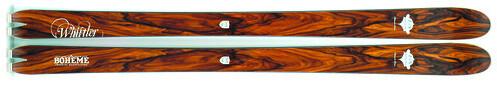 Boheme Whistler Skis 2008