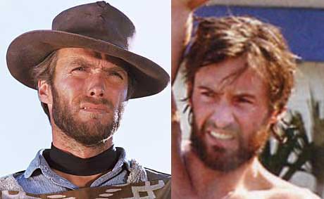 Eastwood and Jackman