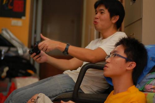 Jian Long and Alwyn
