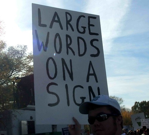 Large Words