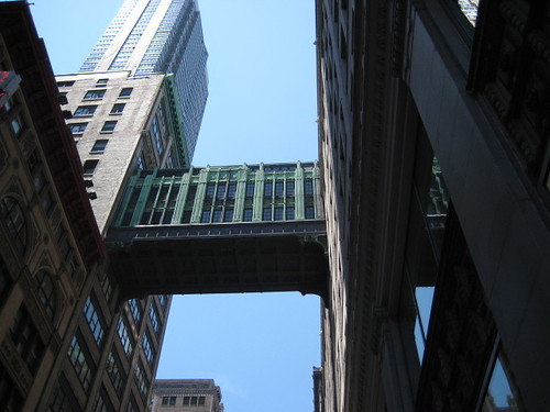 Cool skybridge