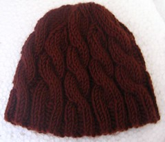10 cable hat