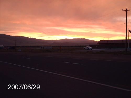 Firey Sunset4