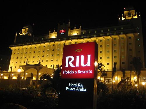 Riu Palace Aruba With Titles