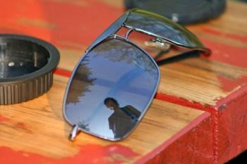 Sean Nelson in my sunglasses