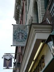 Starbucks in Georgetown