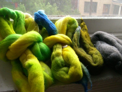 dye day fiber