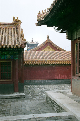 Forbidden City Rooms