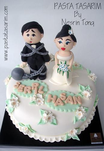 WEDDING CAKE :) ( BACHELOR PARTY)