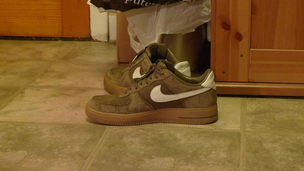 The Nike Sneakers
