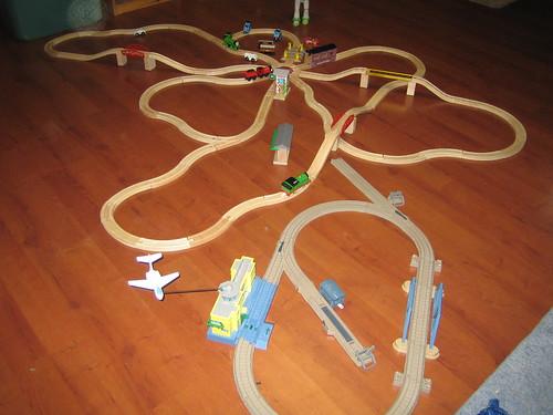 thomas track