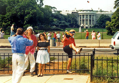 People before White House, 1991